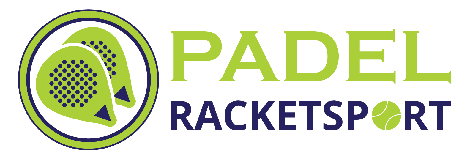 Padel Racketsport Logo